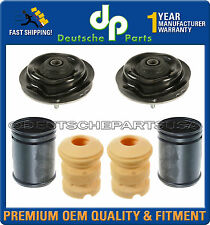 Front Shock Strut Mount Mounts Bump Stop Dust Boot-6 for BMW E34 525i 540i 535i