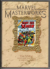 """Marvel Masterworks #11 HC MNT WP """"Giant #1.X men #94-100! 1 of 520 Issued! RARE!"""