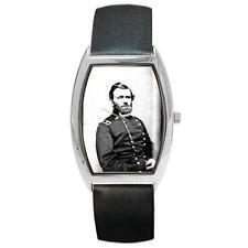 General Ulysses S Grant Civil War Barrel Style Watch bw82