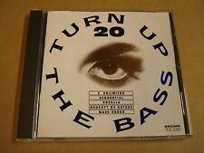 CD / TURN UP THE BASS VOLUME 20