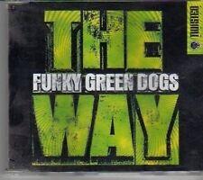 (CJ871) Funky Green Dogs, The Way - 1997 CD