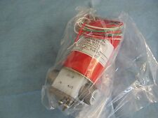 Beco Mfg:  M422C1AFS-HT-70 Solenoid  Valve. Media: 70, 115V.  New Old Stock<J