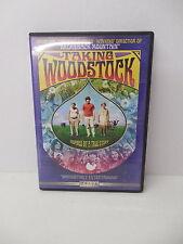 Taking Woodstock DVD Movie Ang Lee Demetri Martin Emile Hirsch Liev Schreiber