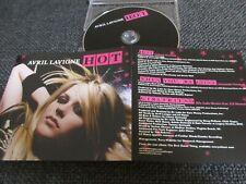 AVRIL LAVIGNE / hot / JAPAN LTD CD