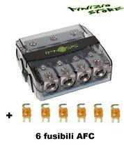 Portafusibile Distributore ingressi uscite 50mm fusibile AFC 300A sdoppiatore