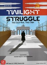Twilight Struggle Deluxe by GMT Games, Shrinkwrap, 6th Printing, Out of Print