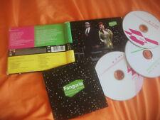 FANGORIA , ARQUITECTURA EFIMERA DECONSTRUIDA EDICION MEXICO 2 CD + DVD MEXICO