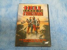 Hell Comes To Frogtown DVD Rowdy Roddy Piper Cult Classic Film DVD New Free Ship