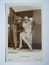 Cinema CAMILLA HORN attrice muto silent movie foto Schrecker 4659