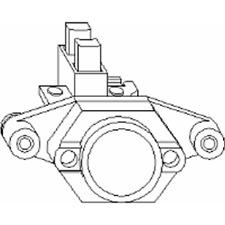 Generatorregler - Topran 101 551