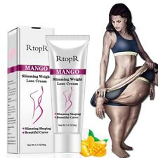 RtopR Mango Slim Weight Lose Cream Body Shaping Anti Cellulite Skin Care