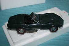 Nib Danbury Mint 1968 Chevrolet Corvette Convertible