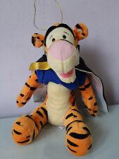 Disney Tigger Winnie the Pooh Cape Tiger Plush Stuffed Animal Soft Toy Doll