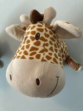 Diinglisar Wild Teddykompaniet Giraffe Head Wall Mount