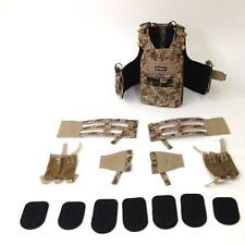 SEMAPO GEAR NCPC L size [AOR1] navy seal  SEMAPO Cage Plate Carrier airsoft vest