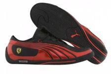 Puma Ferrari SL Street SF 302744 Black  Red 10 Eu 43 Rare Original Sneaker Shoes