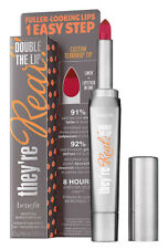 Benefit They're Real DOUBLE THE LIP 2-in-1 Lipstick & Lip Liner 1.5g JUICY BERRY