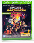 Minecraft Dungeons Hero Edition - Xbox One - Brand New | Portuguese Cover