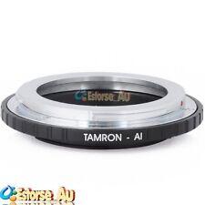 Tamron Lens Adapter to Nikon AI Mount D5300 D3300 D7100 D90 D5200 D3200 D7000