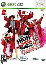High School Musical 3 Senior Year Dance! GAME Xbox 360