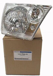 1L2Z-13008-FB Driver Left Side Front Headlight OEM 2002-2005 Ford Explorer