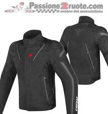 Jacket moto Dainese Stream Line d-dry black waterproof 4 season sport touring