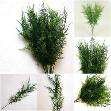 Asparagus Krautstiel Gras Zweig Gras Zweig Kunstblume Seidenblume Exotisch L312