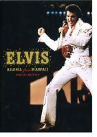 Elvis Presley DVD Aloha From Hawaii Special Edition