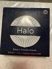 Halo Smart Smoke Alarm 120V Wired