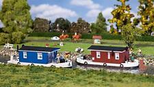 Faller 131008 HO 2 Hausboote #NEU in OVP##