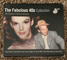The Fabulous 40s Collection - Various Artists - (3 CD Collection)