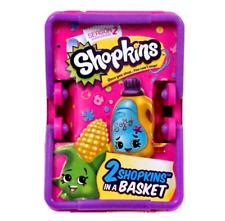 Shopkins Season 2 RARE Mystery Blind Basket 2 pack AUTHENTIC **US Seller**