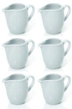 6 piezas REGADERA, jarro ,Creamer, porcelana, 0,15L