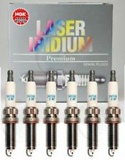 Set of 6 NGK Laser Iridium Spark Plugs SILZKBR8D8S (97506) BMW F20 F21 F30 F35