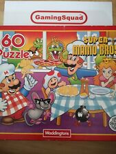 Super Mario Bros 60 Piece Puzzle Board Game, Supplied by Gaming Squad