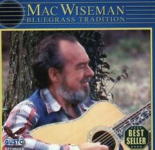 Mac Wiseman - Bluegrass Tradition [New CD]