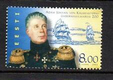 ESTONIA MNH 2003 SG446 BICENTENARY OF ADAM JOHANN VON KRUSENSTERN'S