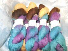 New listing Lot of 9 Lorna's Laces Shepherd Sport Yarn Sw Merino 200 yds Color Symphony