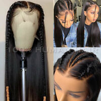 Silk Base REMY REAL Human Hair Wigs Best Full Lace Front Wig With Baby Hair PM06