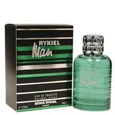 RYKIEL MAN 125ML EDT SPRAY PERFUME BY SONIA RYKIEL. DISCONTINUED