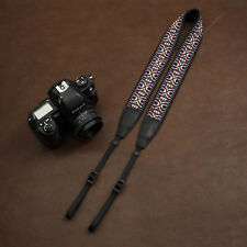 Universal Embroidery Style Camera Shoulder Neck Strap for Canon Nikon ,CAM7514