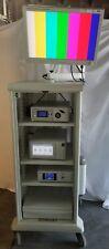 Stryker 1288 Hd X800 Tower Elect Hdtv 26 Endoscopy System