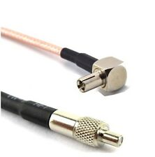 TS9 Female To TS9 Male Plug RF Antenna Coax Extender 3.5m Pigtail RG316