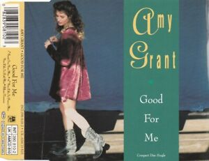 Amy Grant - Good for me (4 Track Maxi CD)