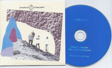 CHARLIE STRAIGHT with MARKETA IRGLOVA I Sleep Alone 2013 Czech 1-track promo CD