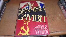 Spanish Gambit by Stephen Hunter (1986, Hardcover)