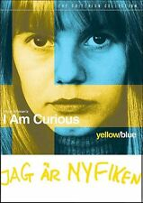 CRITERION COLLECTION: I AM CURIOUS (2PC) - DVD - Region 1 - Sealed