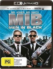 Men In Black (Blu-ray, 2017, 2-Disc Set)