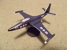 Built 1/144: American McDONNEL F2H-2P BANSHEE Fighter Aircraft US Navy