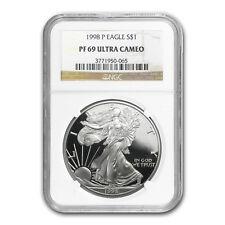 1998-P Proof Silver American Eagle PF-69 NGC - SKU #19945